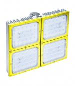 Взрывозащищенный Led светильник Диора-240 Ех-К30 25000Лм 210Вт 5000К IP65 0,95PF 70Ra Кп