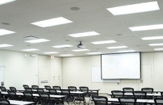 Ультратонкая светодиодная LED панель 1200х600х14мм 80 Вт
