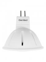 Светодиодная лампа Geniled GU5.3 MR16 7.5W 2700K